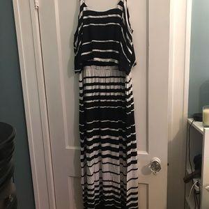 Maxi stretchy dress size xl